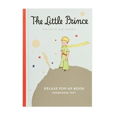 LITTLE PRINCE DELUXE POP UP BOOK 어린 왕자