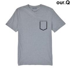 [여름반값세일]포켓나염 V넥 티셔츠